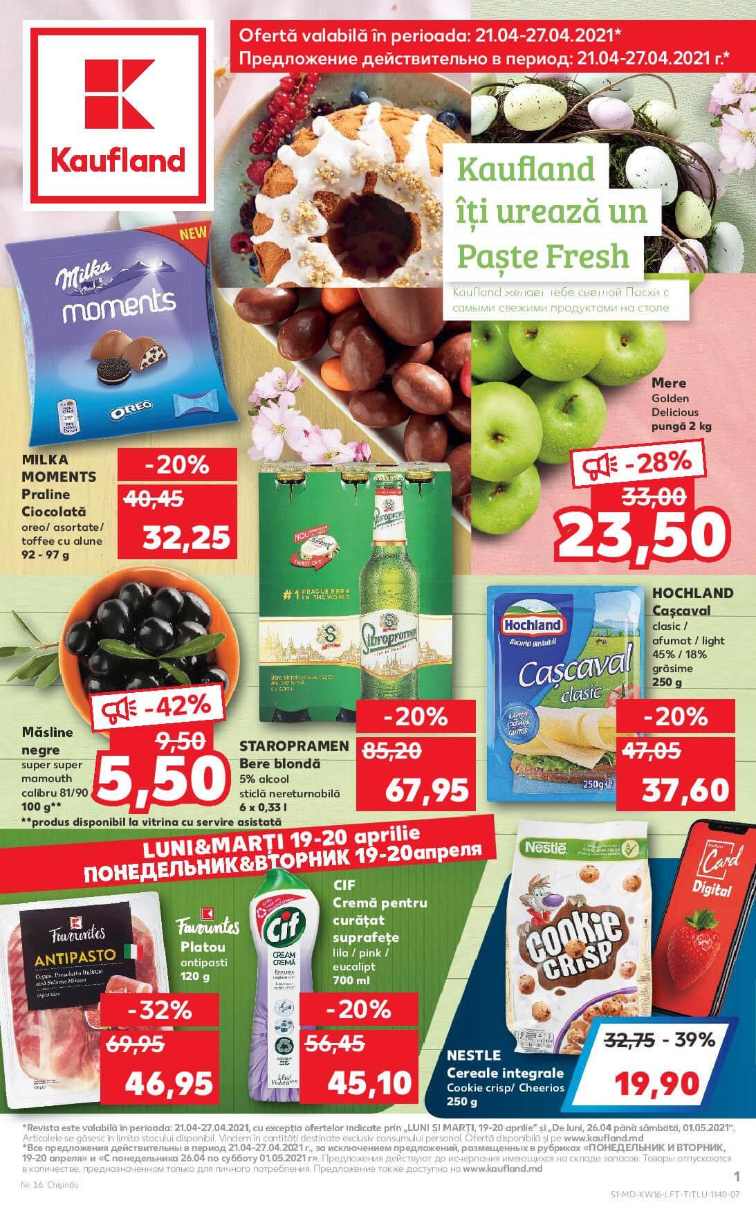 Kaufland - Paște Fresh să aveți