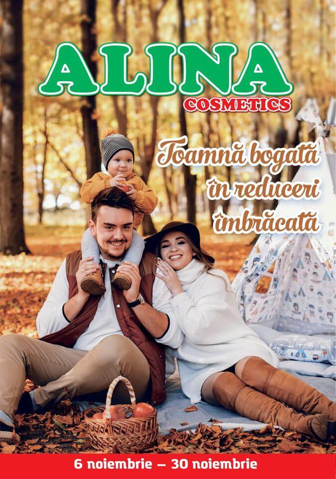 Alina Cosmetics - Oferta lunii noiembrie