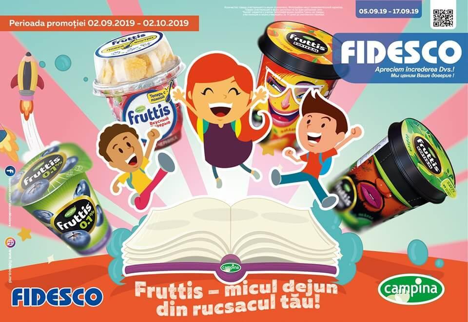Fidesco - catalog septembrie