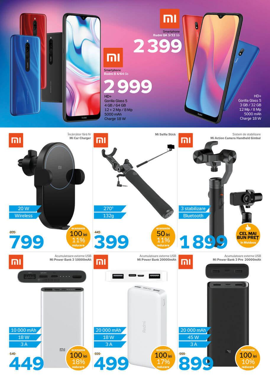 Maximum: Reduceri la tehnica Xiaomi