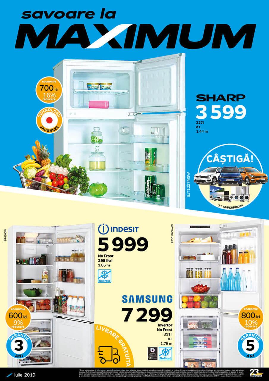 Maximum: Păstrăm produsele fresh în caniculă