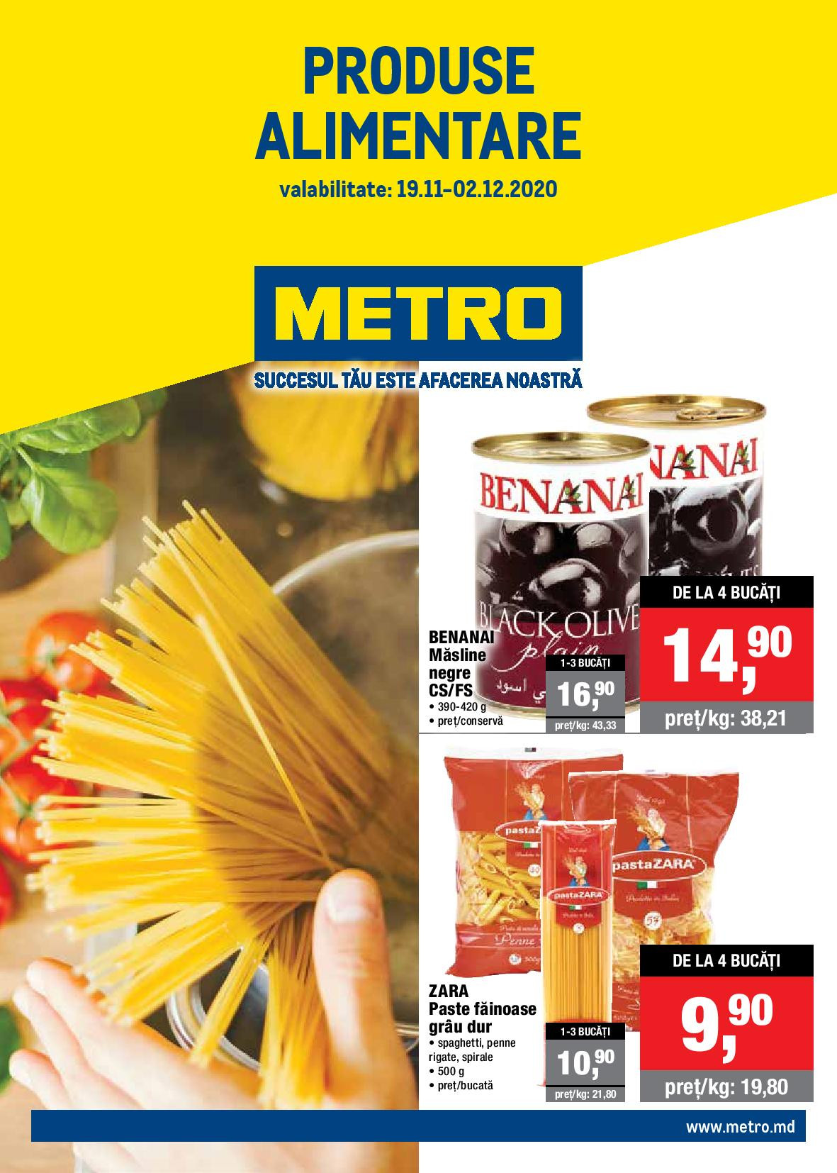 Catalog produse alimentare METRO (Nr. 24)