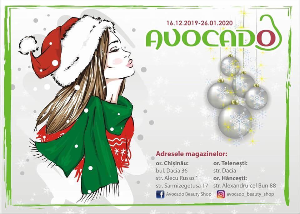 Avocado Beauty - catalog ianuarie
