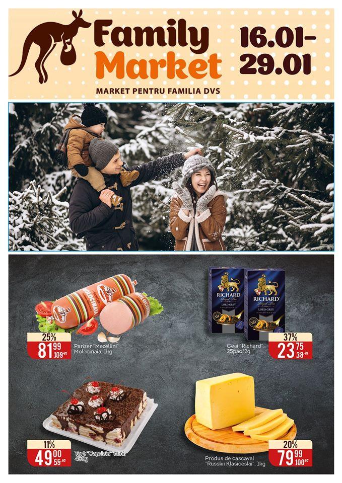 Family Market - Catalog ianuarie