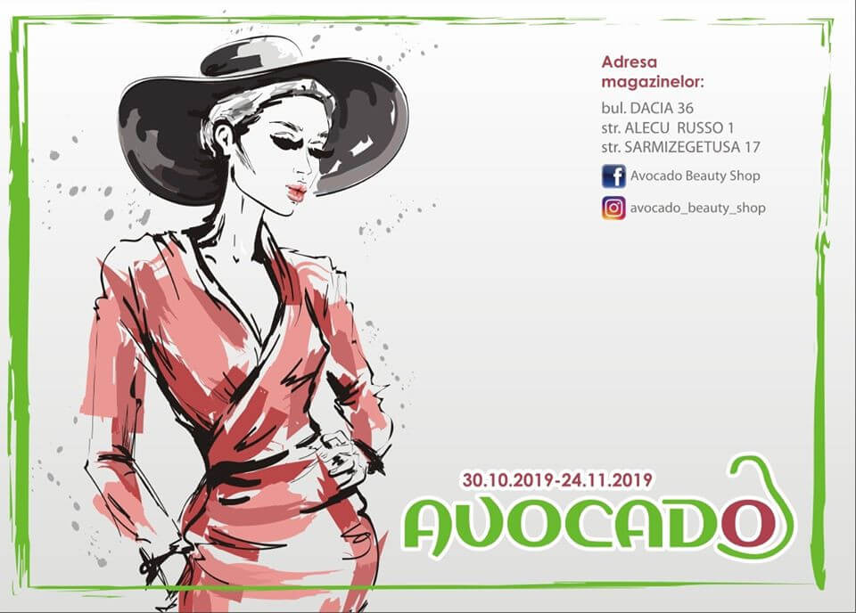 Avocado Beauty - Catalog noiembrie