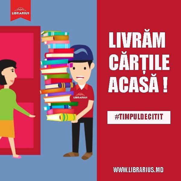 Librarius livrează!
